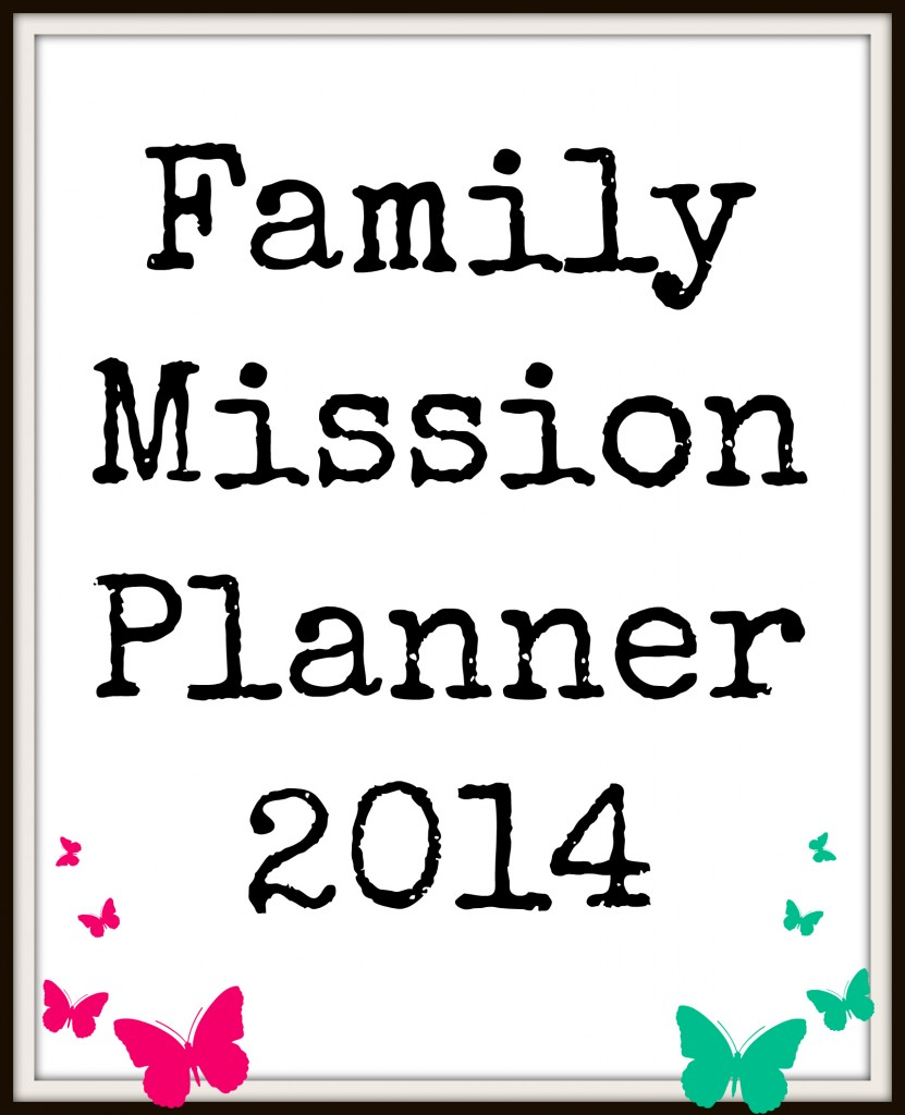 Family Mission Planner