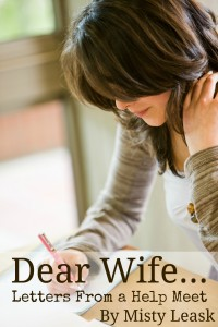 Dear Wife: Letters from a Help Meet