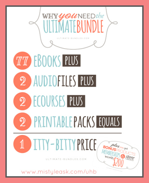 The ultimate homemaking bundle library beautiful ashes uhbcollage1 fandeluxe Image collections