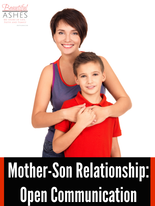 Mother-Son Relationship: Open Communication