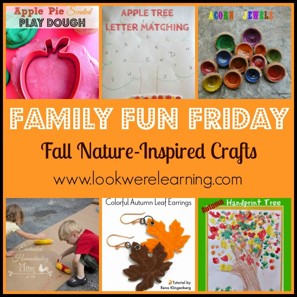 Kids love crafts! Check out these great nature craft features!