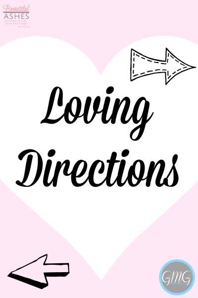 Throughout the books of 1st, 2nd and 3rd John we see loving directions from God to us!