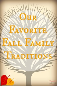 I'm sharing my family's favorite fall traditions at The Multi Taskin Mom!