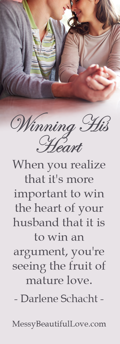 Have you won the heart of your husband?