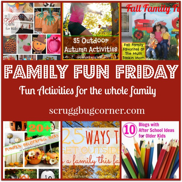 Check out these great fun family activities!