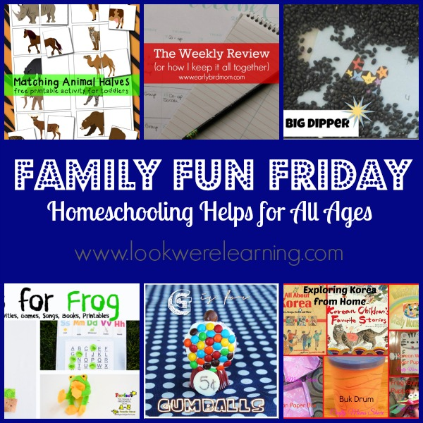 Check out these great homeschooling helps!