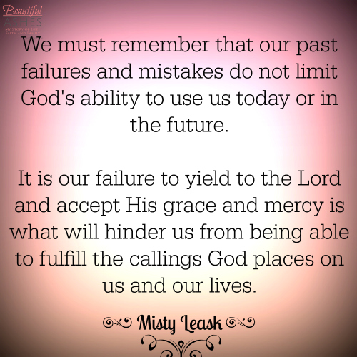 Quote by Misty Leask
