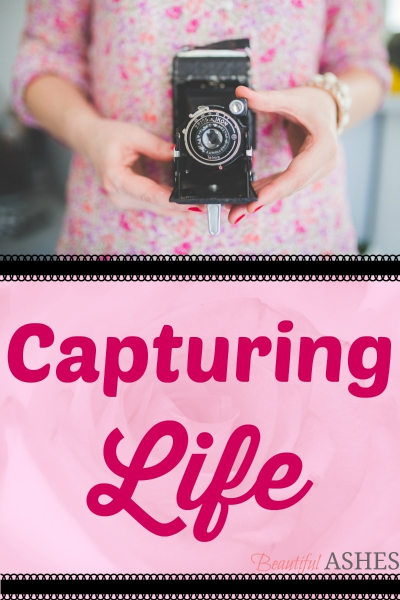 Capturing Life - By Misty Leask