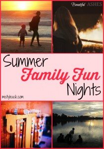 Summer Family Fun Nights - By Misty Leask
