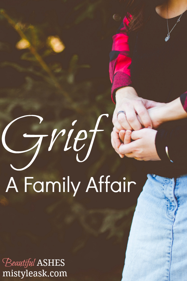 grief a family affair, grief