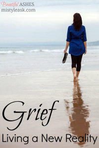 grief, new reality