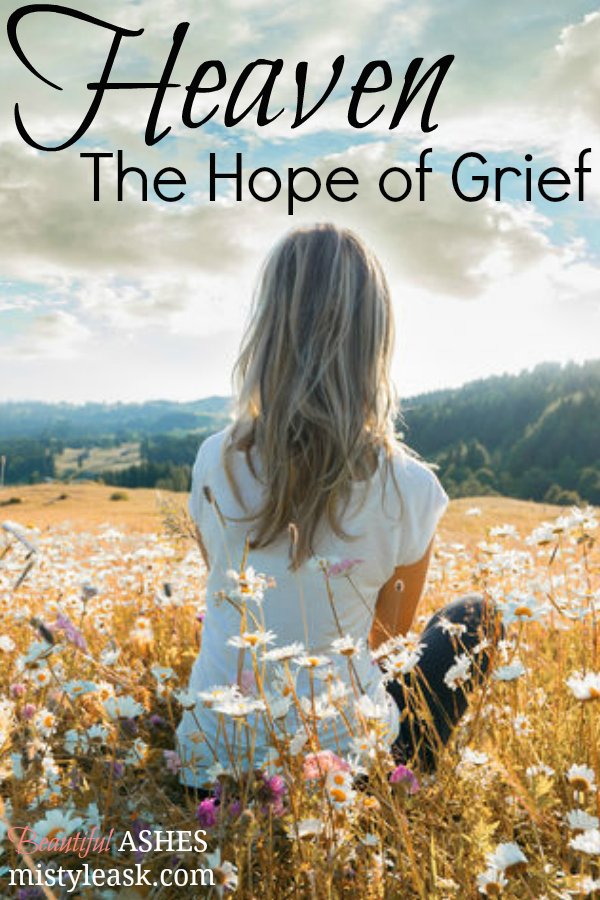 Heaven the Hope of Grief - By Misty Leask