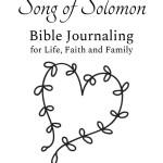 Song of Solomon Bible Journal